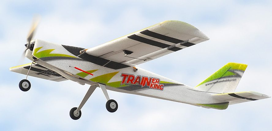 Trainer airplanes