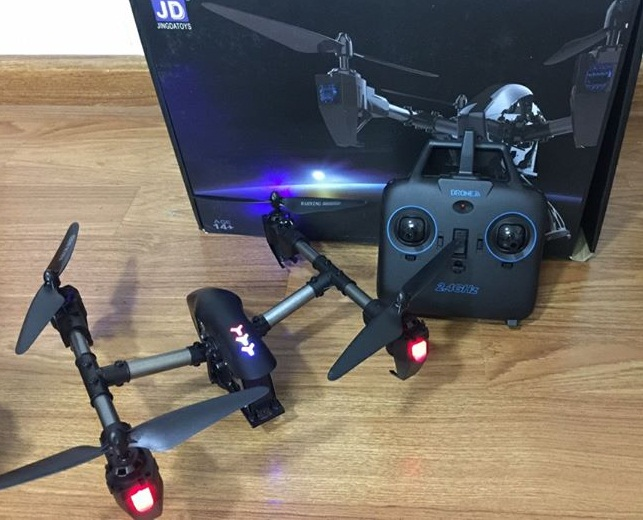 Flycam mini JD-11
